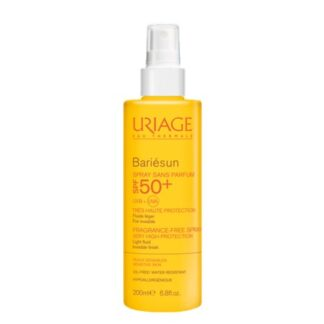 Uriage Bariesun Spray Sem Perfume Spf50 200ml pharmascalabis
