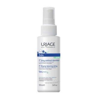 Uriage Bebé Primeiro Cu-Zn+ Spray 100ml, prático e higiénico, o spray de elevada tolerância é indicado