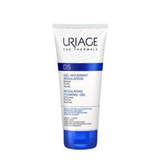 Uriage DS Gel Gel De Limpeza 150ml, untuoso e ultra-suave, o gel deixa a pele suave, purificada e confortável graças a uma dupla regulação específica.