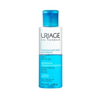 Uriage Desmaquilhante Yeux Waterproof 100ml - PharmaScalabis