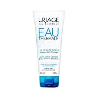 Uriage EAU Thermal Leite Hidratante Corpo Bisnaga 200ml - PharmaScalabis