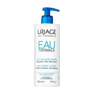 Uriage EAU Thermal Leite Hidratante Corpo Frasco 500ml - PharmaScalabis