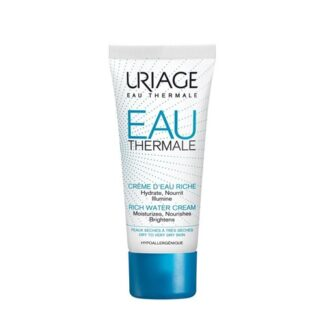 Uriage EAU Thermale Creme Rico 40ml - Pharmascalabis