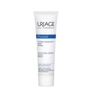Uriage Pruriced Creme Bisnaga 100ml, com uma textura untuosa e de alta tolerância, a pele fica imediatamente aliviada e reencontra todo o seu conforto.