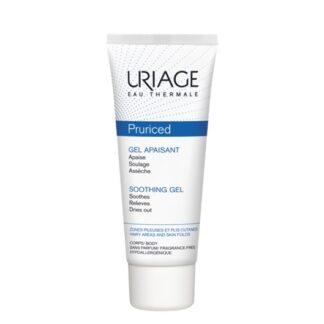 Uriage Pruriced Gel Bisnaga 100ml, este gel não oleoso que acalma o prurido da pele frágil ou irritada. De elevada tolerância, devolve uma sensação de frescura imediata.
