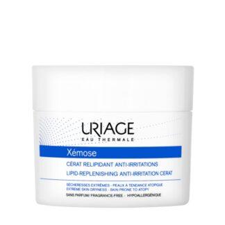 Uriage Xemose Cerat Creme 200ml com uma textura única, ultra-nutritiva, este cerato para a pele muito seca, nutre intensamente, protege e apazigua de imediato o prurido que leva à necessidade de coçar.