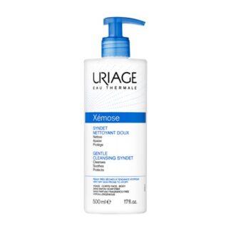 Uriage Xemose Synet Gel Creme de Limpeza Suave 500ml - PharmaScalabis