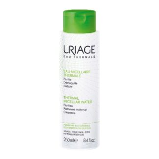 Uriage Água Termal Micelar Pele Mista a Oleosa 250ml, a Água Termal Micelar é ideal para remover a maquilhagem de todos os tipos de pele
