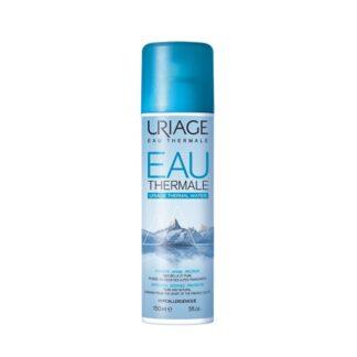 Uriage Água Termal Spray 150ml é uma água de cuidado para utilizar diariamente. Verdadeiramente rica em oligo-elementos e sais minerais, uma fonte de brilho para a sua pele.