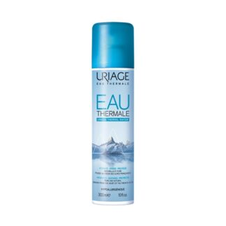 Uriage Água Termal Spray 300ml é uma água de cuidado para utilizar diariamente. Verdadeiramente rica em oligo-elementos e sais minerais, uma fonte de brilho para a sua pele.