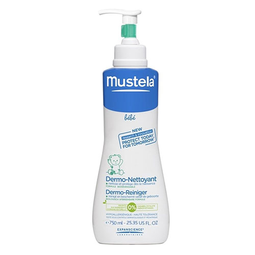 Mustela Dermo Lavante 750ml - PHARMA SCALABIS