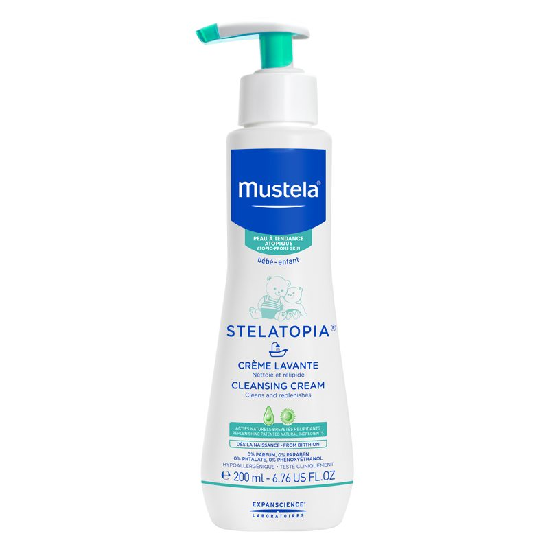 Mustela Stelatopia Creme Lavante 200ml - Pharma Scalabis