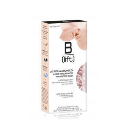 B-Lift Pérolas de Ácido Hialurónico 28 Pérolas, estas pérolas estão indicadas para todo o tipo de pele, promove hidratação e combate o anti-envelhecimento e o aparecimento das rugas