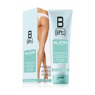 B-Lift SPA Criogel Gel Anti-Celulite 300ml,gel anti-celulítico fresco e de fácil absorção. Marcado efeito frio, conhecido por estimular a circulação periférica e minimizar a retenção de água