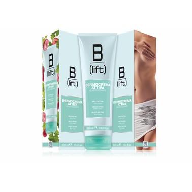 B-Lift SPA Creme Corpo Elasticizante 300ml,creme elasticizante de textura suave e rápida absorção. Fórmula rica em ativos que conferem suavidade, elasticidade e proteção à pele do corpo.