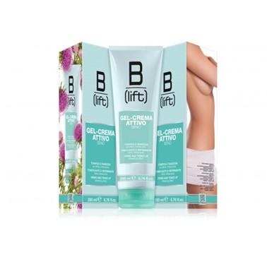 B-Lift SPA Gel Creme Busto 200ml,cuidado refirmante com uma textura fresca, ligeira e de rápida absorção. Rico em ativos com ação antioxidante, nutritiva e tonificante para a zona sensível dos seios e decote.