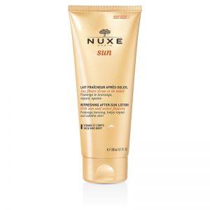 Devolve à sua pele a hidratação perfeita e prolonga o bronzeado.
