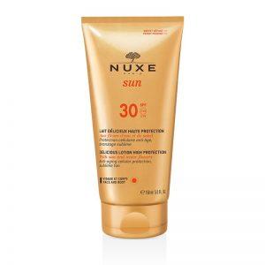Protetor solar para rosto e corpo com SPF30