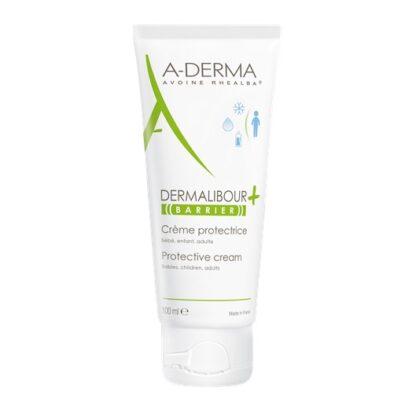 A-Derma Dermalibour+ Creme Barreira 100ml, ocreme protetor DERMALIBOUR+ BARRIER ajuda a proteger de forma duradoura as peles agredidas e irritadas