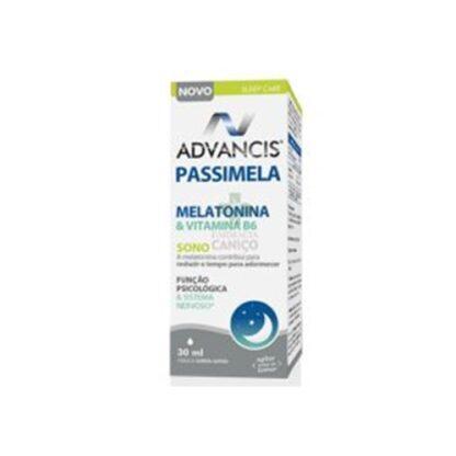 Advancis Passimela Frasco Conta-Gotas de 30 ml - Pharma Scalabis