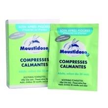 Moustidose Compressas Calmantes 8 Unidades - Pharma Scalabis