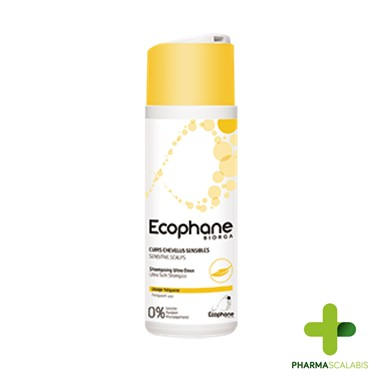 Ecophane Champô Fortificante 200ml PharmaScalabis