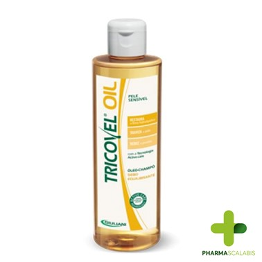 Tricovel Oil Champô Sebo Equilibrante 200ml - Pharma Scalabis