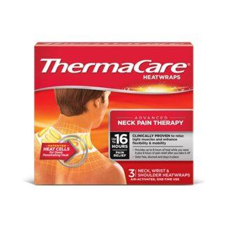 Thermacare Pescoço Ombros e Pulsos 4 Faixas - PharmaScalabis