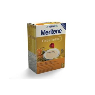 Nestlé MERITENE CEREAL INSTANT Multifrutas 2x300gr