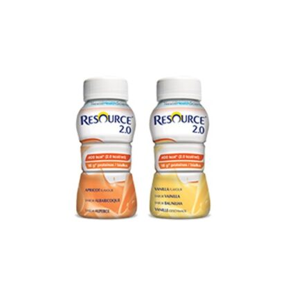 Nestlé RESOURCE 2.0 Alperce 4x200ml PharmaScalabis