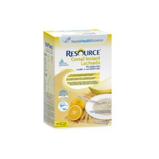 Nestlé RESOURCE Cereal Instant Lacteado MultiFrutas
