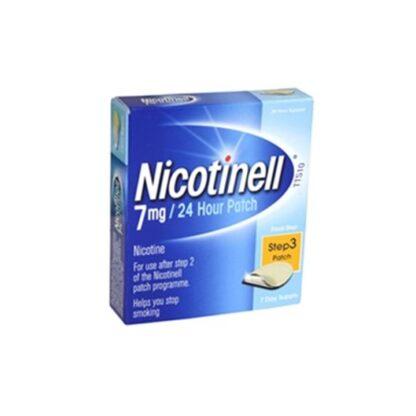 Nicotinell 7 mg/24 horas 14 Adesivos