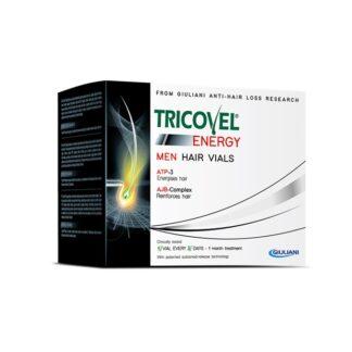 Tricovel Energy Ampolas Anti-Queda Homem 10 Ampolas
