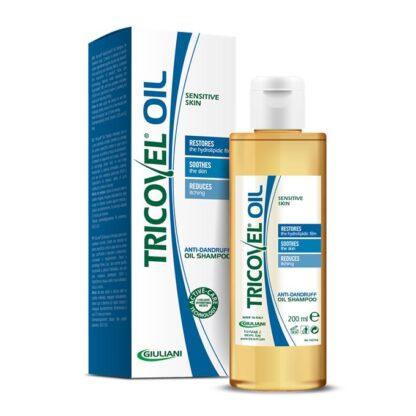 Tricovel Oil Champô Anticaspa 200ml