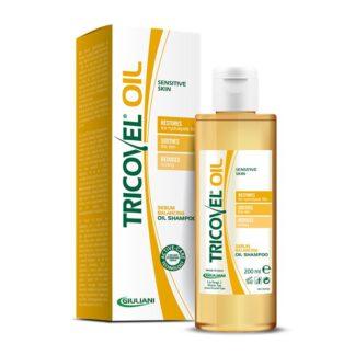 Tricovel Oil Champô Sebo Equilibrante 200ml