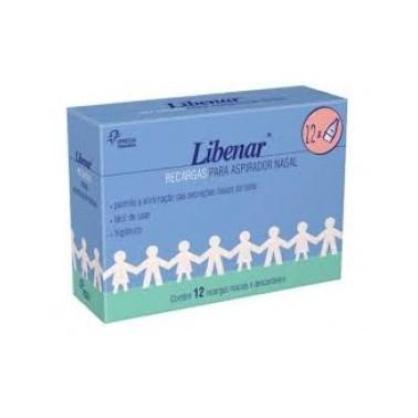 Libenar Solução Nasal 12 Unidoses