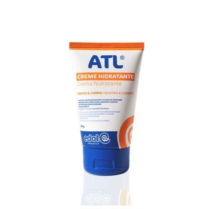 ATL Creme hidratante foi especialmente desenvolvido para o cuidado diário de todos os tipos de pele. É um creme não gorduroso, com uma textura única, que amacia e reforça a camada protetora da pele.
