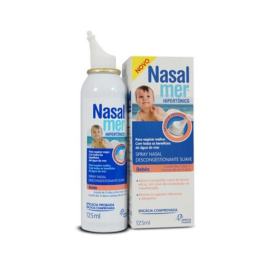 Nasalmer Pediatrico Spary Nasal 125ml