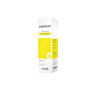 EDOLTAR Champô Anti-Caspa 200ml