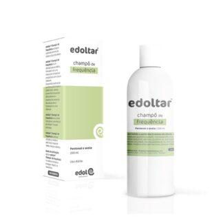 Edoltar Champô de frequência 200ml é um champô para uso diário, formulado com uma mistura de tensioativos compatíveis com o couro cabeludo