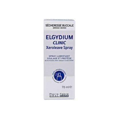 Elgydium Clinic Spray Boca Seca 70ml