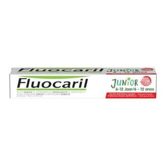 Fluocaril Junior Pasta de Dentes Frutos Vermelhos 75ml