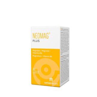 Neomag Plus 30 cápsulas é especificamente formulado com 375 mg de ião Magnésio, que corresponde a 100% do Valor de Referência do Nutriente pelas Directivas da União Europeia, e ainda com Vitamina B6.