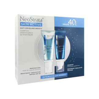 Neostrata Pack-Creme Noite Regenerador 50ml e Creme Dia Corretor 50ml