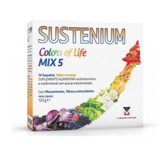 Sustenium Colors of Life Mix Adulto 14 Saquetas