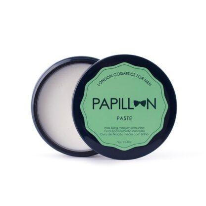 Papillon Paste Cera Fixação Forte pouco Brilho75 gr