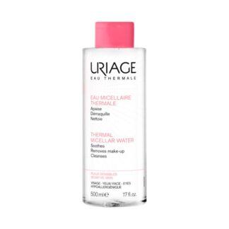 Uriage Água Termal Micelar Extrato De Alperce Frasco 500ml - Pharmascalabis