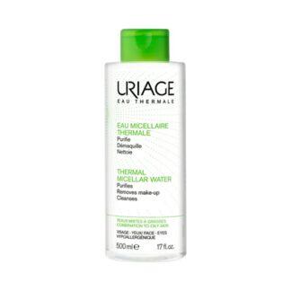 Uriage ÁguaTermal Micelar Extrato De Maçã Verde 500ml - PharmaScalabis