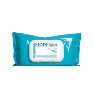 Bioderma ABCDerm H2O Toalhetes 60 unidades PharmaScalabis