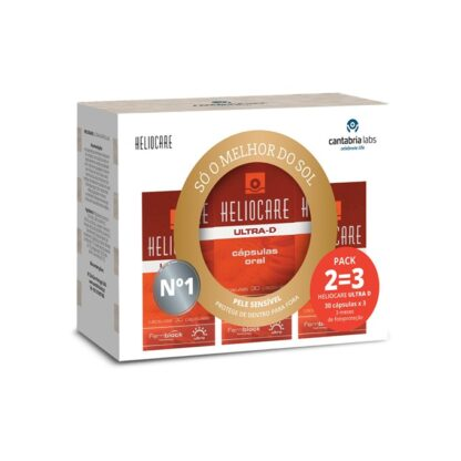 Heliocare Pack Ultra D - Leve3 pague2